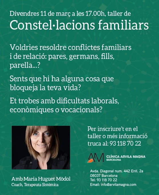 flyer constelaciones